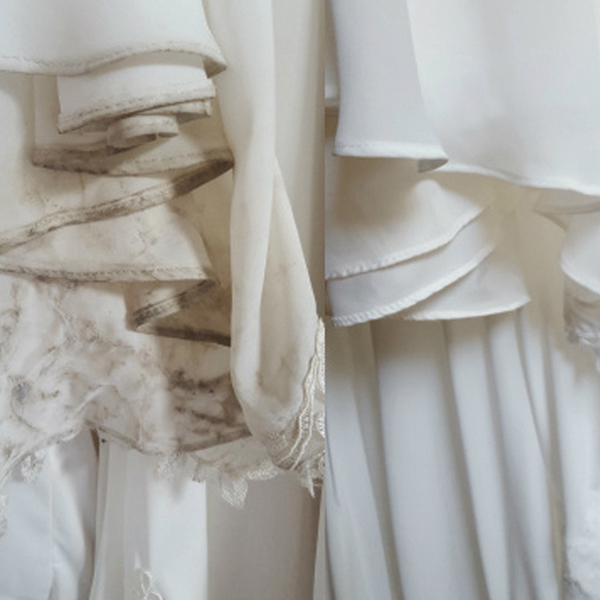 CV Gown Cleaning and Preservation